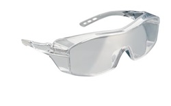 Peltor Over the Glass Shooting Glasses - Clear