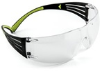 Peltor Sport SecureFit 400 Glasses Clear Lenses, Anti Fog