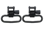 "Grovtec 1.25"" Loop Locking Swivel Pair Black Oxide - GTSW02"