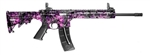 Smith and Wesson M&P15-22 - 22LR Muddy Girl Camo