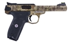 Smith and Wesson SW22 VICTORY 22LR 5.5 Kryptek Camo