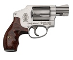 Smith and Wesson 642 38 Special Lady Smith Centennial Matte Silver 1 7/8
