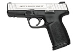 "Smith and Wesson SD40VE 40S 14+1 4"" SS/Black"
