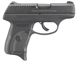 Ruger LC9S PRO 9mm STRIKER BL/Polymer 7 + 1 NO EXTERNAL MANUAL SAFETY