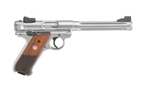 "Ruger Mark IV Hunter 22LR 6.8"" Stainless"