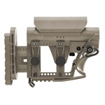 LUTH-AR Modular Carbine Buttstock Assembly MBA-3 - FDE