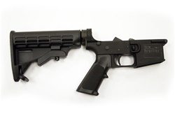 New Frontier Armory LW-15 Complete AR15 Polymer Lower Reciever -Black