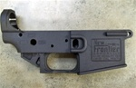 New Frontier Armory STRIPPED AR15 Polymer Lower Receiver