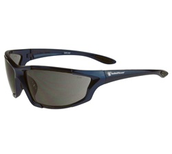 Radians Smith & Wesson Shooting Glasses Blue Frame / Smoke Lens
