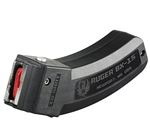 RUGER 10/22 15rd Magazine, Stainless Steel Feed Lips-BX15- Ruger 90463
