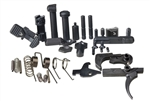 Strike Industries AR-15 Enhanced Lower Parts Kit Less Grip