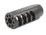 Seekins Precision ATC 5/8-24 Muzzle Brake-BLACK