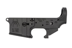 Spike's Tactical Lower (Multi) Forged Spider Stripped w/ Fire/Safe Markings-STLS018