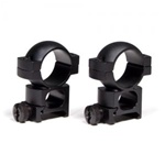 Vortex 1-Inch Riflescope High Rings: Picatinny/Weaver Mount, Set of 2