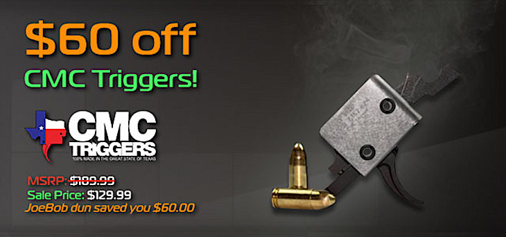 CMC Triggers for Sale at Joe Bob Outfitters!
