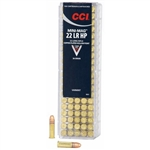 CCI 22LR Mini Mag 36gr HP 100rd Box