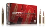Hornady 223 REM V MAX Super Performance 53gr - 20rd box