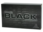 Hornady Custom 300 BLACKOUT V-MAX Black 110gr - 20rd box