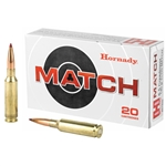 Hornady 6.5 Creedmoor ELD Match 140gr - 20rd box