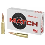 Hornady 6.5 Creedmoor ELD Match 147gr - 20rd box