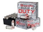Hornady 45ACP CRITICAL DUTY 220gr - 20rd box