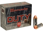Hornady 10MM  Critical Duty 175gr - 20rd box