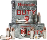 Hornady 40S&W Critical Duty FlexLock 175gr - 20rd Box
