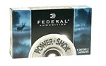 "Federal 127 Powershok 00 Buckshot-9 pellet-2 3/4""-5rds per box"