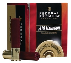 "FEDERAL 410 2.5"" 4shot 000 JUDGE -PD412JGE-000 20/box"