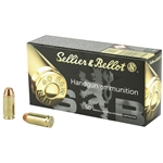 Sellier & Bellot 40S&W 180gr FMJ-(50) rd box