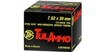 TULA 762X39 122GR HP 40 Rounds - UL076212