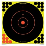 "Birchwood Casey Shoot-N-C 12"" Round Target 5Pack"