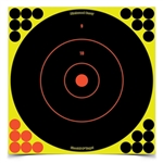 "Birchwood Casey Shoot-N-C 12"" Round Target  12Pack"