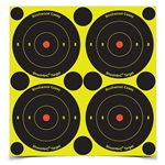 "Birchwood Casey Shoot-N-C 3""  Bull's-eye Target - 48 Targets"