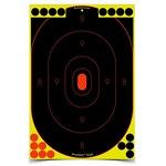 "Birchwood Casey Shoot-N-C 12"" x 18"" Silhouette Target 5 Pack"