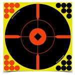 "Birchwood Casey Shoot-N-C 8"" Bull's-eye ""BMW"" Target 50 Pack"