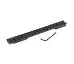 EGW Savage FB (Flat Back) Picatinny Tactical Rail Scope Mount - LONG ACTION