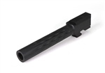 Faxon Firearms Glock 17 Flame Fluted Match Series Barrels, 416-R, Black Nitride