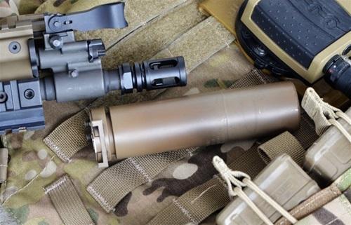 Griffin Armament M4SD HAMMER Comp 5 56