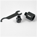 Gemtech 22 Quick Detach Adapter for Rimfire Silencers
