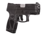 "Taurus G2S 9mm 7+1  3.25"" Barrel Sub Compact"