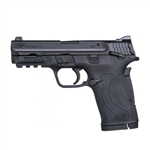 "Smith and Wesson M&P 380 Shield EZ 380 ACP 3.6"" 8+1 (Manual Safety)"