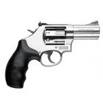 "Smith & Wesson M686 Plus Dist Combat Magnum 357 Mag Revolver 3"" Stainless"