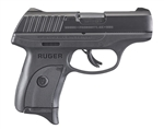 Ruger EC9S 9mm 7+1 Striker Fired w/ Manual Safety