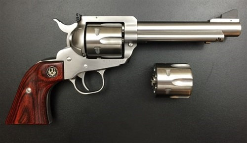 Ruger Ss Vaquero 9mm 357mag 5 5 Quot Stainless Steel