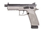 CZ USA CZ P09 9mm Urban Grey Suppressor Ready 21+1 Night Sights