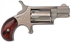 North American Arms Mini 22LR SS Revolver 22LR 1 1/8""