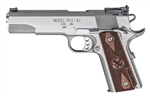 "Springfield Armory 1911 Range Officer 45 ACP, 5"" Stainless"