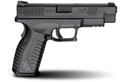 "Springfield Armory XDM 9MM 4.5"" BLK 19RD Essentials Package"