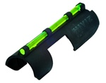 Hi-Viz Magnetic Plain Barrel Tactical Sight